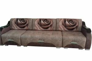 Большой диван трансформер - Мебельная фабрика «ДАР Мебель»