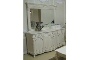 большой комод с зеркалом Monro - Импортёр мебели «Carvelli»