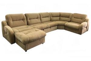 Большой модульный диван Бруклин - Мебельная фабрика «Династия»