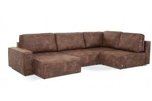 Большой модульный диван Франклин - Мебельная фабрика «ПУШЕ»