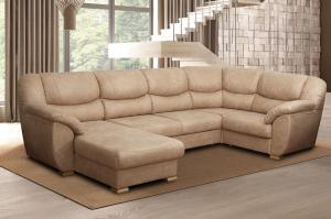 Большой модульный диван Ника - Мебельная фабрика «Идиллия»