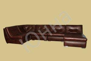 Большой модульный диван Юнна Нега - Мебельная фабрика «ЮННА»