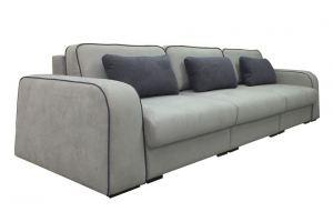 Большой прямой диван Леон - Мебельная фабрика «Лама-мебель»