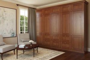 Большой распашной шкаф Имола - Мебельная фабрика «Zetta»