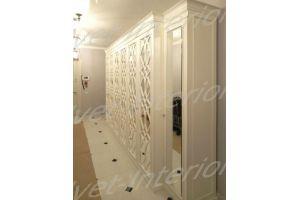 Большой распашной шкаф в коридор - Мебельная фабрика «Velvet-Interior»
