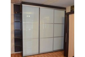 Большой шкаф-купе - Мебельная фабрика «Темп»
