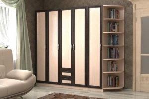 Большой шкаф New Line - Мебельная фабрика «Влад»