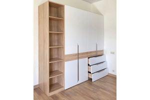 Большой шкаф в современном стиле - Мебельная фабрика «Grol»