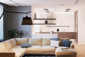 Большой угловой диван - Мебельная фабрика «Ре-Форма»