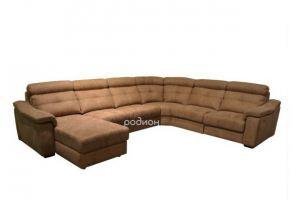 Большой угловой диван Берлони 2 - Мебельная фабрика «Родион»