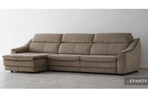 Большой угловой диван Bruno угловой - Мебельная фабрика «EVANTY»