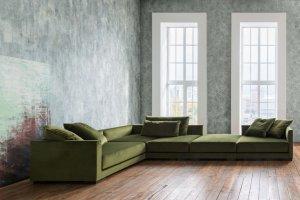 Большой Угловой диван CONCEPT - Мебельная фабрика «Релакс»