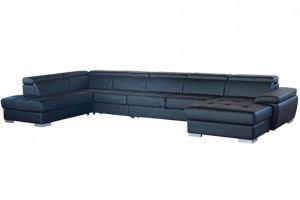 Большой угловой диван Доминго - Мебельная фабрика «Добротная мебель»