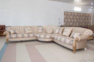 Большой угловой диван Мерелин - Мебельная фабрика «Агама»