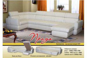 Большой угловой диван Прадо - Мебельная фабрика «Новый Стиль»