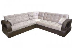 Большой угловой диван Престиж - Мебельная фабрика «Версаль»