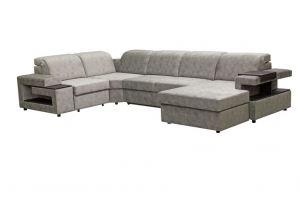 Большой угловой диван Стиль - Мебельная фабрика «Радуга»