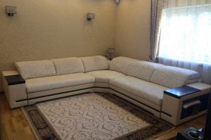 Большой угловой диван в зал - Мебельная фабрика «Элит-диван»