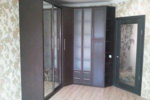 Большой угловой шкаф в коридор - Мебельная фабрика «Вектра-мебель»