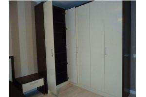 Большой угловой шкаф в спальню - Мебельная фабрика «Командор»