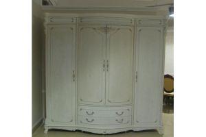 Большой вместительный шкаф Monro - Импортёр мебели «Carvelli»