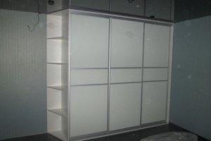 Большой встроенный шкаф - Мебельная фабрика «Формула уюта»