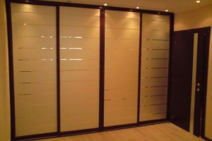 Большой встроенный шкаф-купе - Мебельная фабрика «Ваша мебель»