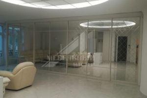 Большой встроенный шкаф-купе - Мебельная фабрика «Мастер-М»