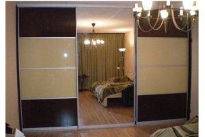 Большой встроенный шкаф-купе - Мебельная фабрика «Народная мебель»