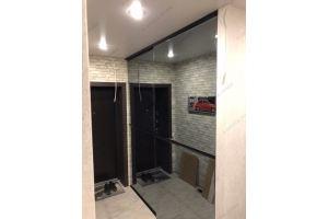 Большой зеркальный шкаф-купе - Мебельная фабрика «KL-Мебель»
