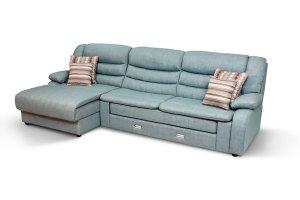 Диван-кровать Бонн с оттоманкой - Мебельная фабрика «Маск»