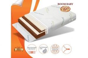 Матрас Boom Baby Евро-8 - Мебельная фабрика «Бум Бэби»