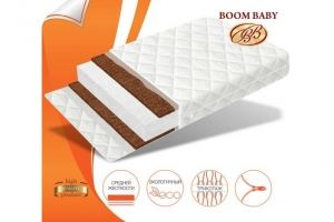Матрас Boom Baby Холо Кокос Премиум - Мебельная фабрика «Бум Бэби»