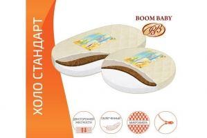 Матрас Boom Baby Холо Стандарт для круглой и овальной кроватки - Мебельная фабрика «Бум Бэби»