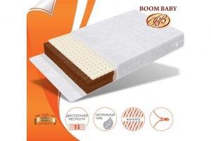 Матрас Boom Baby Кокос латекс 12 - Мебельная фабрика «Бум Бэби»