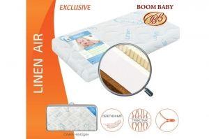 Матрас Boom Baby Linen Air - Мебельная фабрика «Бум Бэби»