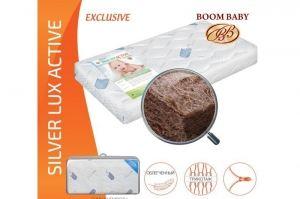 Матрас Boom Baby Silver Lux Active - Мебельная фабрика «Бум Бэби»