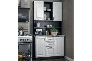 Буфет на кухню МДФ 2 - Мебельная фабрика «Вита-мебель»