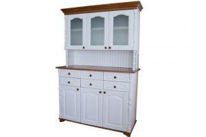 Буфет трехдверный массив - Мебельная фабрика «Упоровская мебельная фабрика»