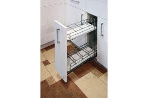 Бутылочница для кухни в шкаф шириной 300 мм Арт.549.35.703 - Оптовый поставщик комплектующих «СБК»