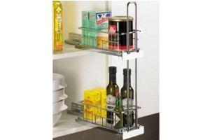 Бутылочница для верхних шкафчиков CARGO IQ PLUS - Оптовый поставщик комплектующих «Еврофурнитех»