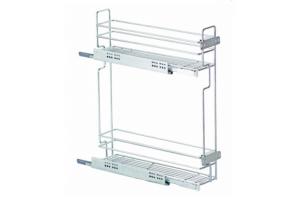 Бутылочница ЭКО 150мм без направляющих - Оптовый поставщик комплектующих «Мебельщик»