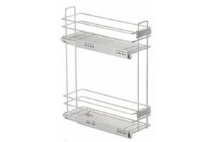 Бутылочница ЭКО без направляющих - Оптовый поставщик комплектующих «Мебельщик»