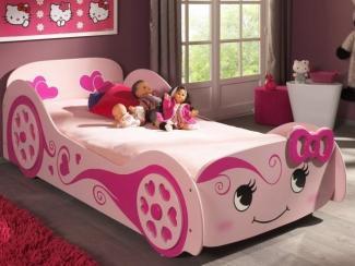 Детская кровать Любовь - Мебельная фабрика «Глория»