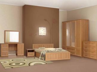 Спальня Карина 2 - Мебельная фабрика «Аджио»