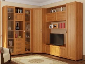 Гостиная стенка Модена 20М - Мебельная фабрика «М-Сервис»