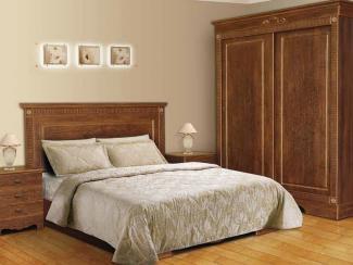 Спальный гарнитур Габот - Мебельная фабрика «Эльф»