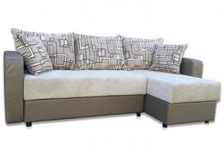 Диван угловой с подушками Ника - Мебельная фабрика «Лина-Н»
