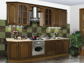 Кухонный гарнитур прямой Ностальжи - Мебельная фабрика «Прометей»