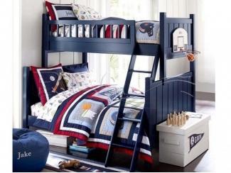 Кровать детская FORT 2 - Мебельная фабрика «Rila»